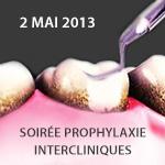 Soirée prophylaxie intercliniques