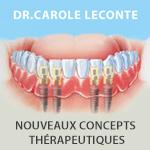 Nouveaux concepts thérapeutiques