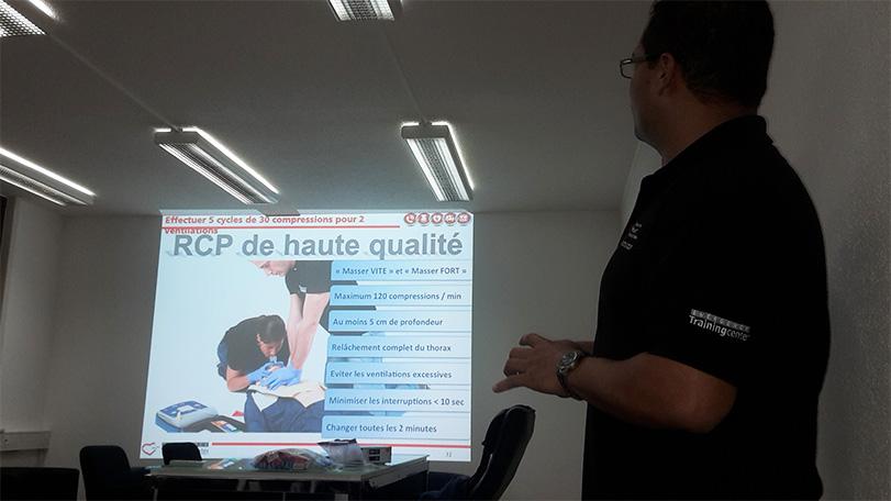 Emergency Training Center 2